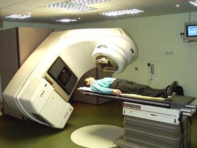 external radiotherapy